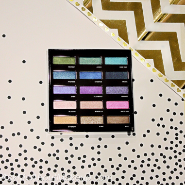 Urban Decay Spectrum Eyeshadow Pallete
