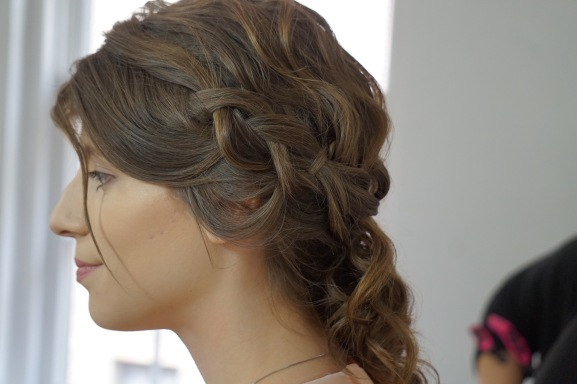 Prom Hair - undo - Prom undo - Simple Hair - Prom Style - Prom 2016 - Vintage Prom -